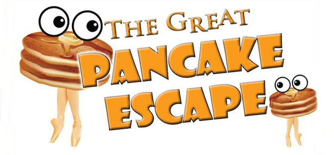 Great Pancake Escape