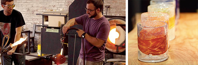 Gathered Glassblowing Studio
