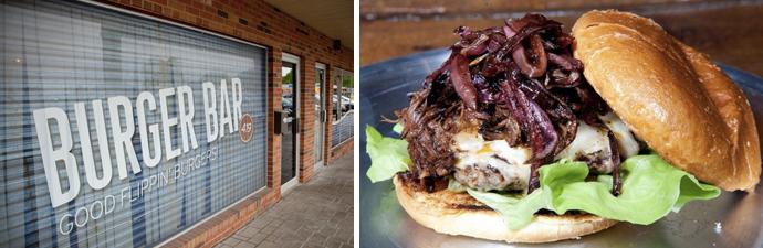 Burger Bar 419 Toledo