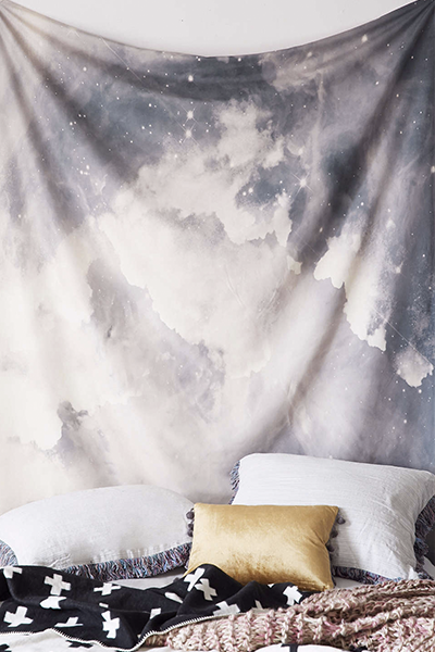 Whimsical Wall Tapestry