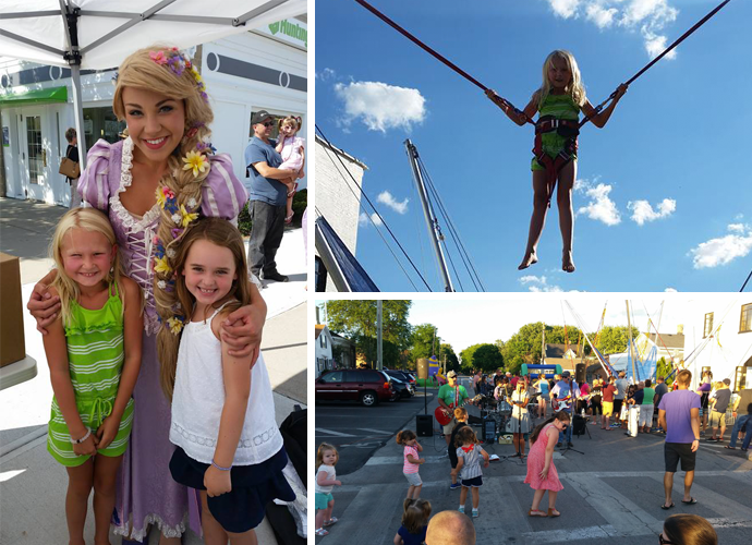 Downtown Perrysburg First Friday