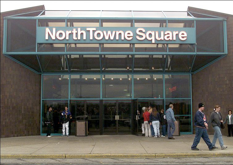 North Towne Square Mall Toledo