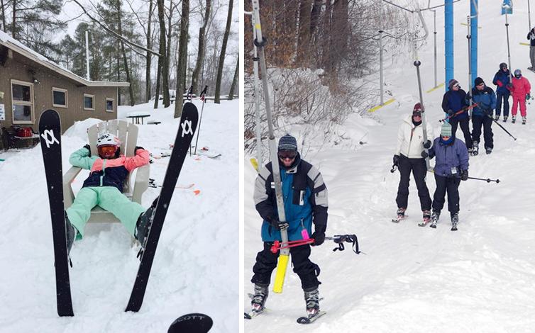 Winter Activities Near Toledo
