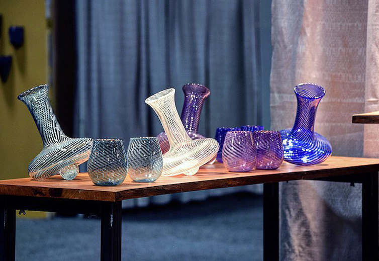 Gathered Glassblowing Studio Toledo, Ohio