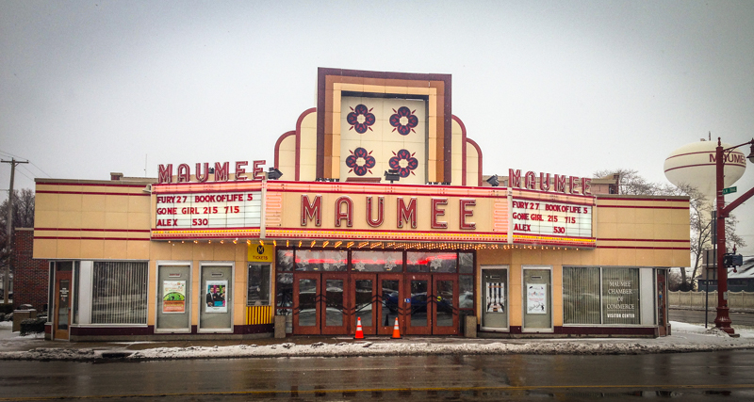 Maumee Indoor Theater