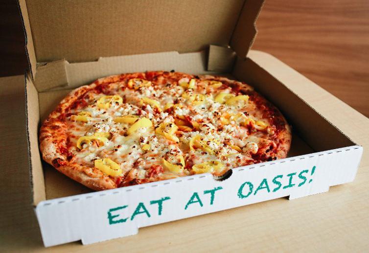 Oasis Restaurant Toledo, Ohio