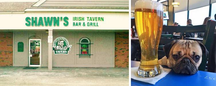Shawn's Irish Tavern Toledo, Ohio