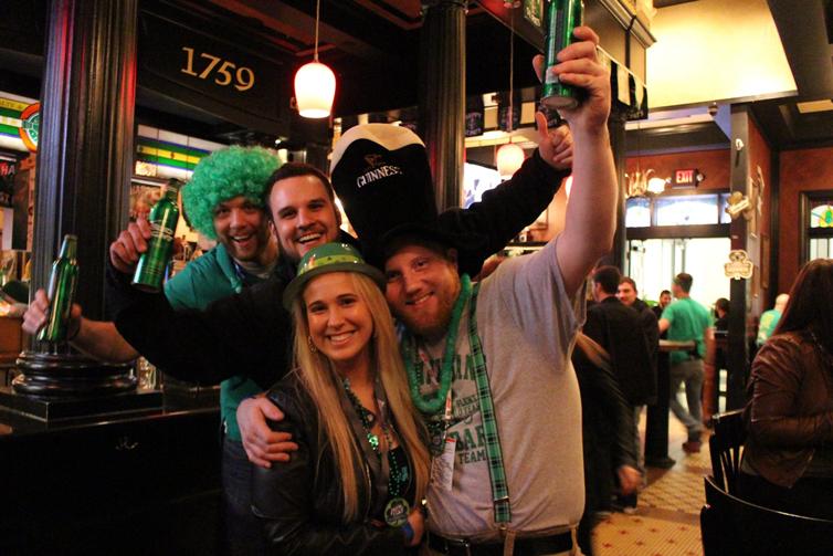 Claddagh Irish Pub Toledo, Ohio