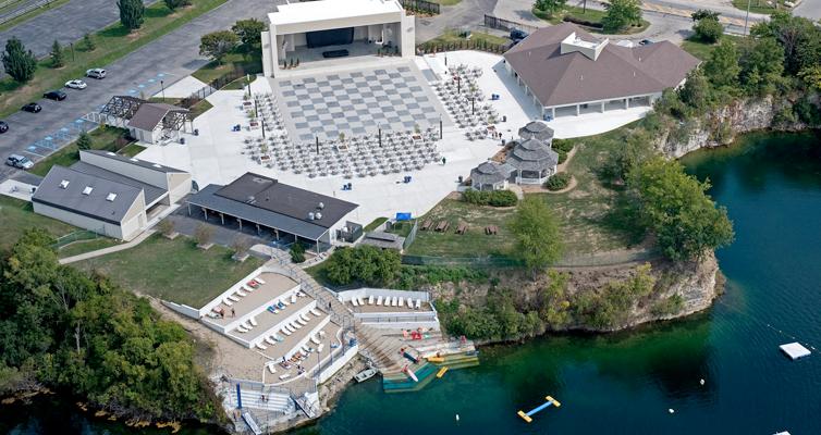 the centennial quarry