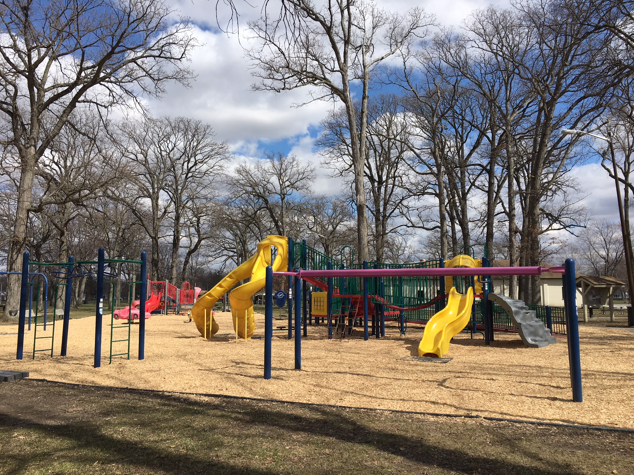 11 Local Parks with the Best Playgrounds