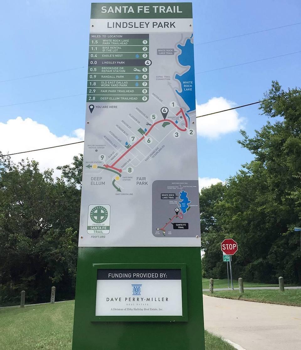 Take a Walk Down the Santa Fe Trail