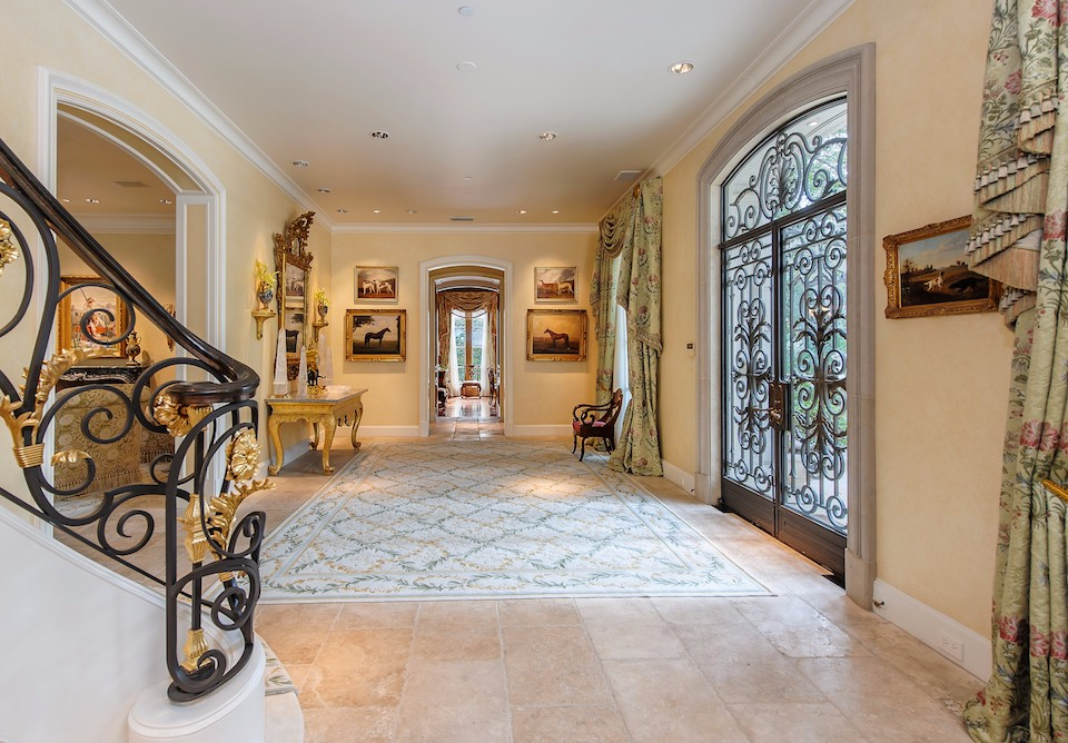 Mediterranean Oasis Available in Old Preston Hollow