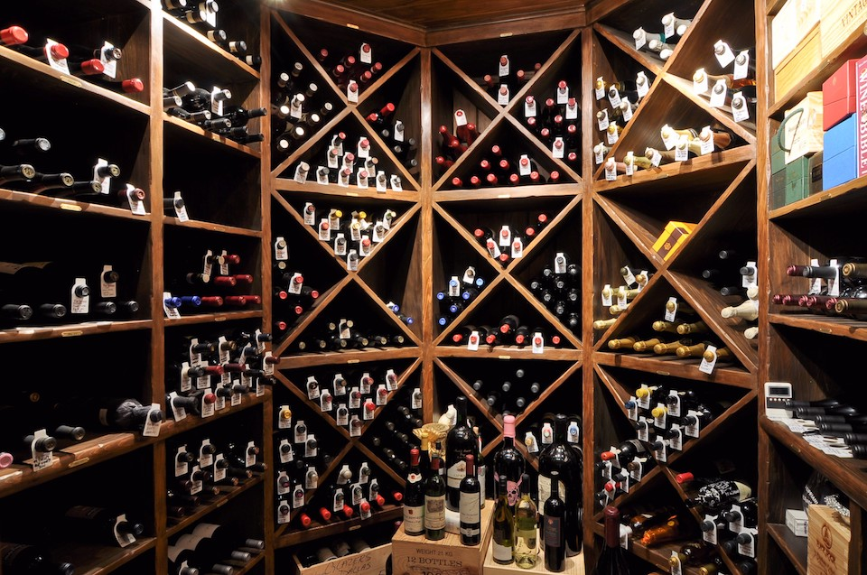 7 Wine Cellars for Your Next Pairing