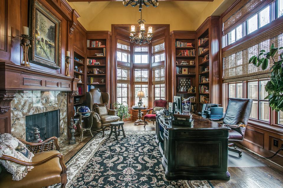 7 Cozy Libraries