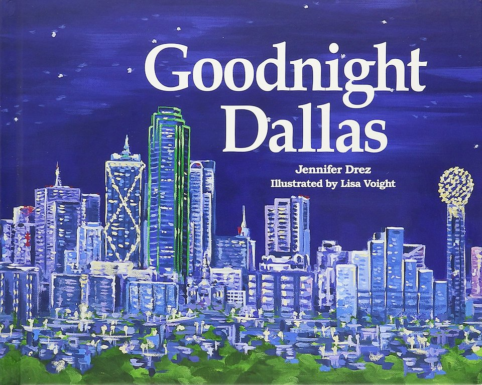 7 Children's Books about Dallas and Texas