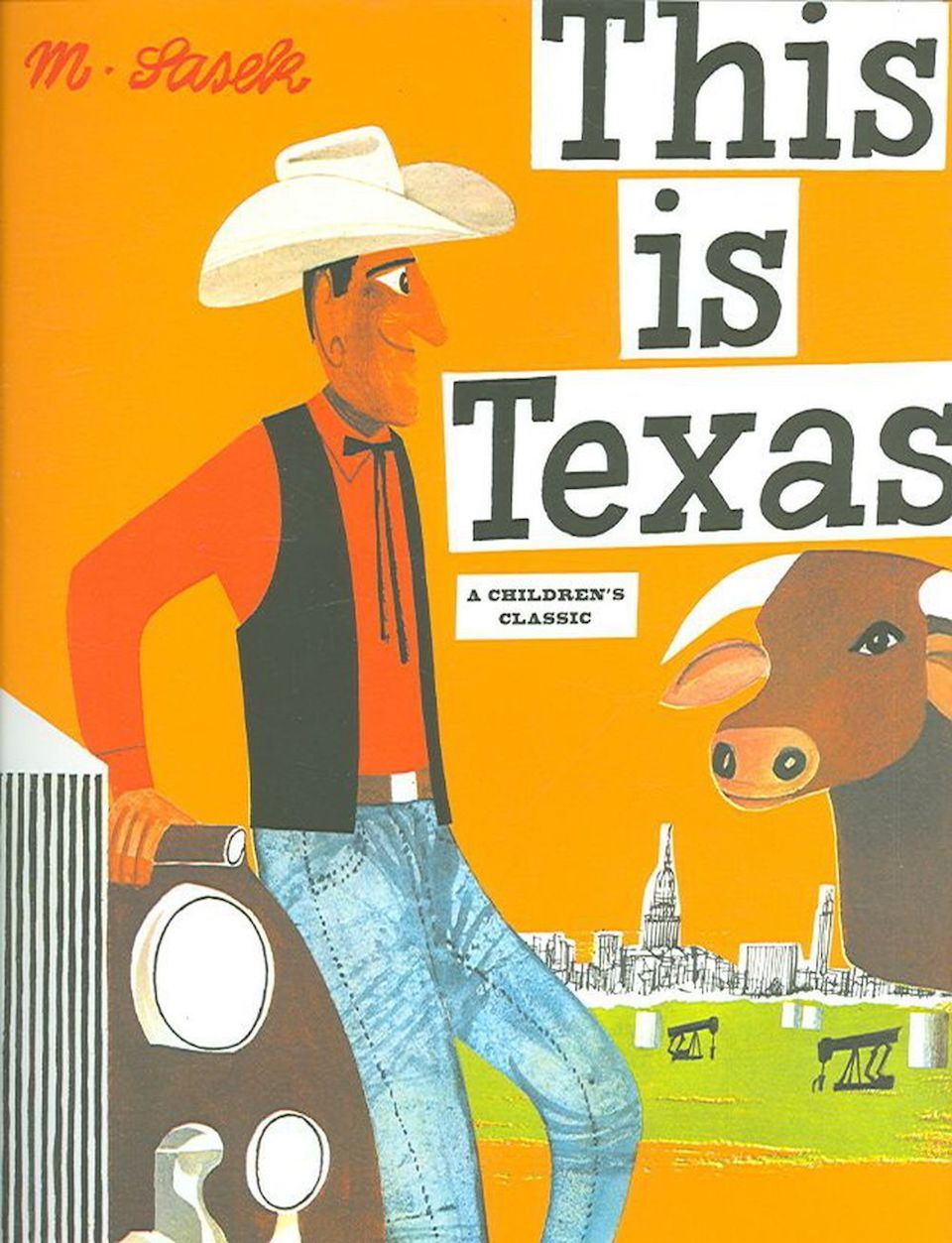 7 Children's Books about Dallas and Texas