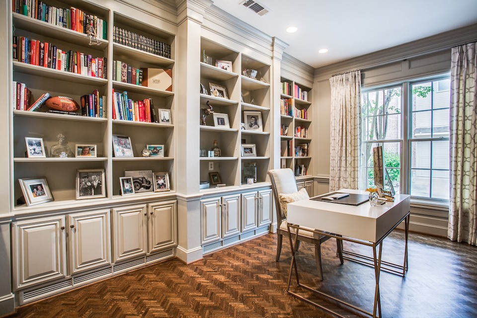 Home Offices for Summer Vacation