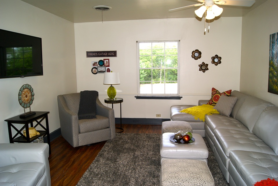 Ebby House Fills Foster Care Void