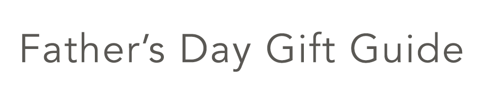 Father'sDayGiftGuideBanner