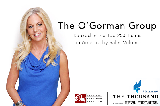 O'Gorman Group Among Top Teams in U.S.