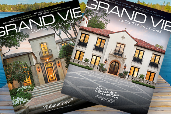 Now Arriving: Grand Vie Luxury in Living