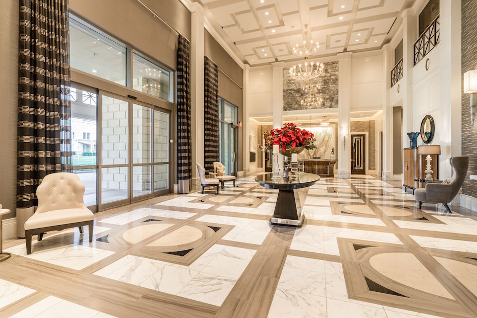 Luxury Uptown Living The Residences At The Stoneleigh