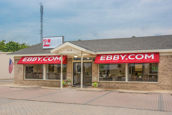 Ebby's Cedar Creek Lake Office Now Open