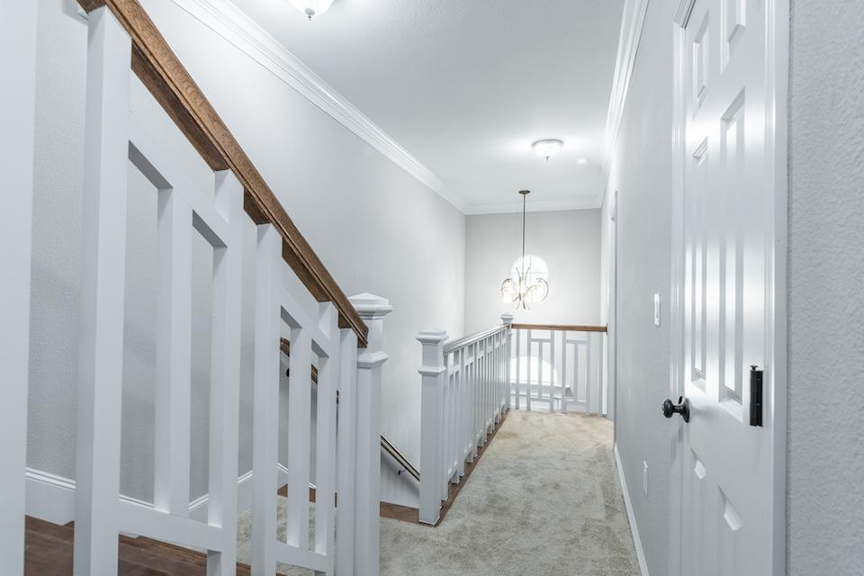 214 E Kaufman Stairway 2