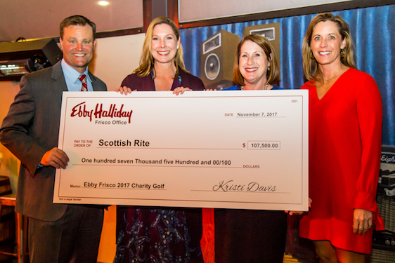 Frisco Golf Tournament Benefits Texas Scottish Rite Hospital