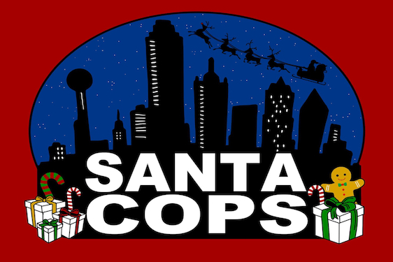 Santa Cops Toy Drive Under Way