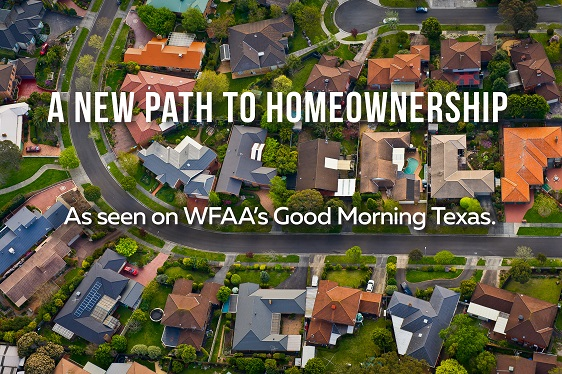 A New Path to Homeownership