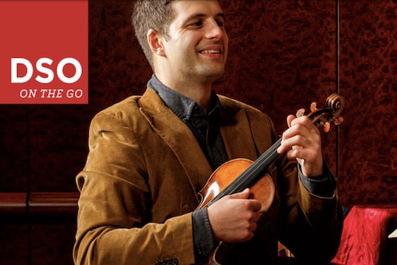 DSO on the GO: Enjoy a Concert Close to Home
