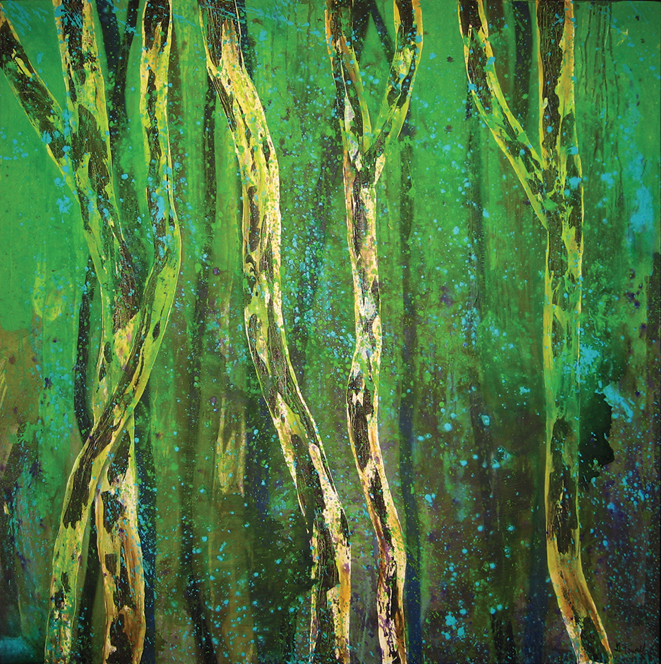 Green Forest_48X48