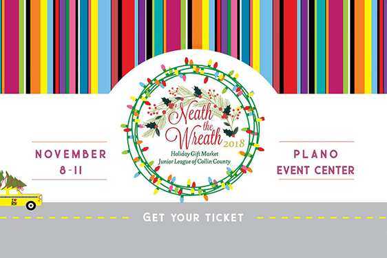Holiday Market Benefits Collin County Charities