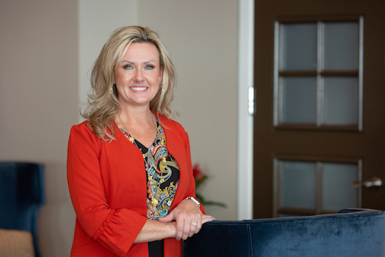 Natalie Jackson-Thomas Named Manager of Ebby's Cedar Creek Lake Office
