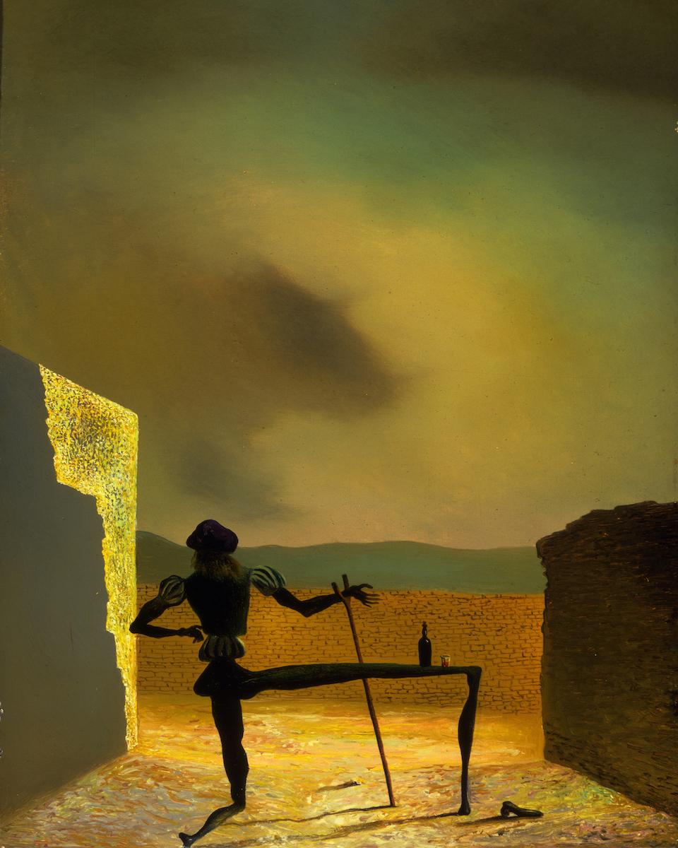 Meadows-Dali_2007.12_Ghost of Vermeer
