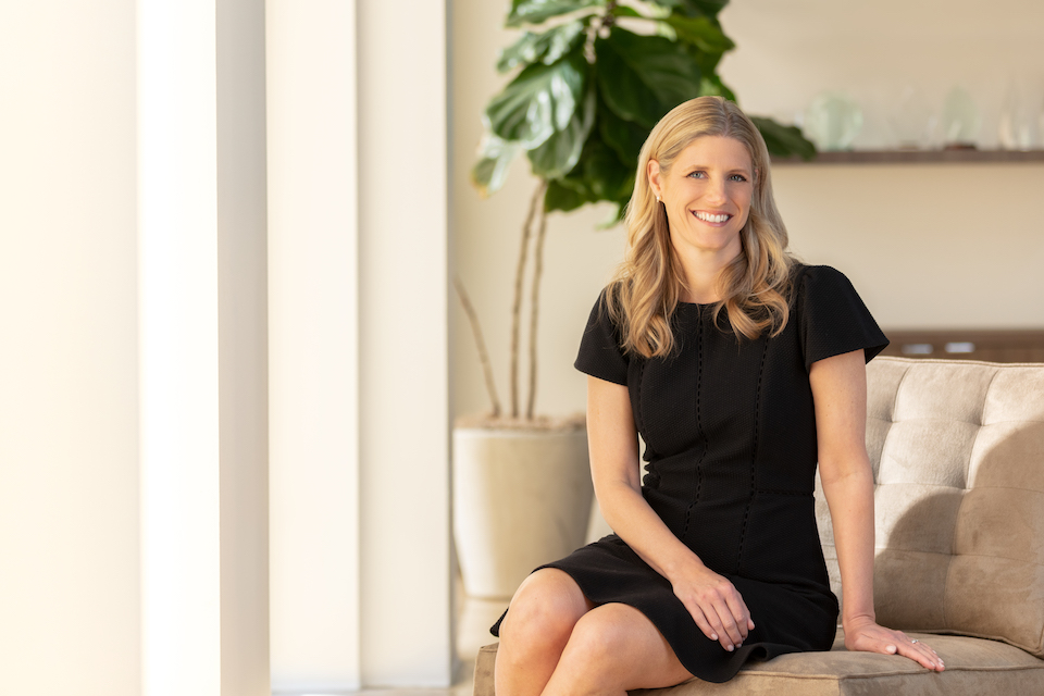 Betsy Cameron Named Sales Leader of Ebby's Little White House