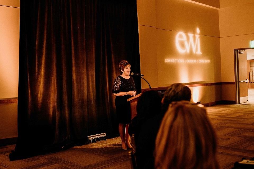 Carolyn Rosson Keynotes Executive Women International Event