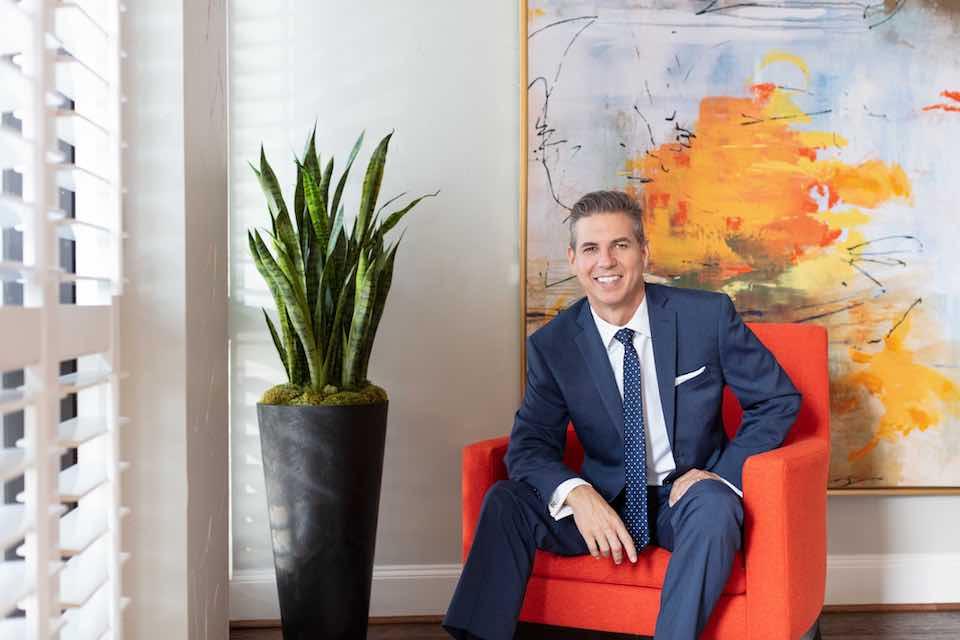 Curt Kastan Named Sales Leader of Ebby's Preston Plano Parkway Office