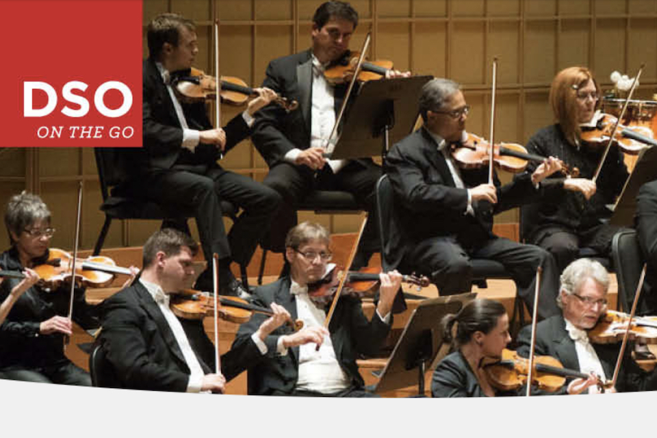 DSO on the GO: Classical Concerts Close to Home
