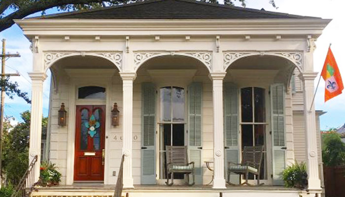 Creole cottage  The oldest form of New Orleans housing  these  Spanish French inspired homes sit right up along the property line  feature  steep roofs   The Beautiful Architecture of New Orleans Homes. New Orleans Creole Cottage House Plans. Home Design Ideas