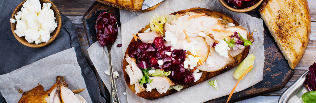 Get Creative With Your Thanksgiving Leftovers