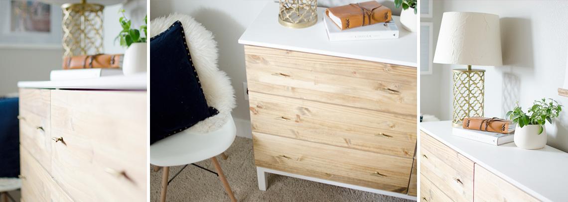 Diy Bedroom Dresser Ikea Tarva Hack