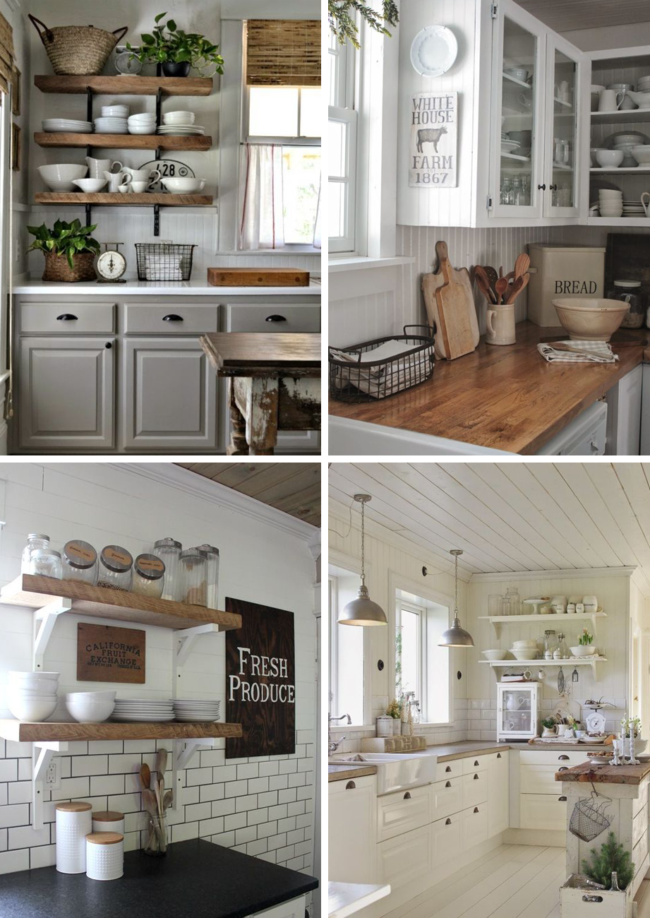 Get the Farmhouse Look | Home Inspiration