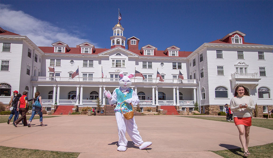Easter Brunch at The Stanley Hotel