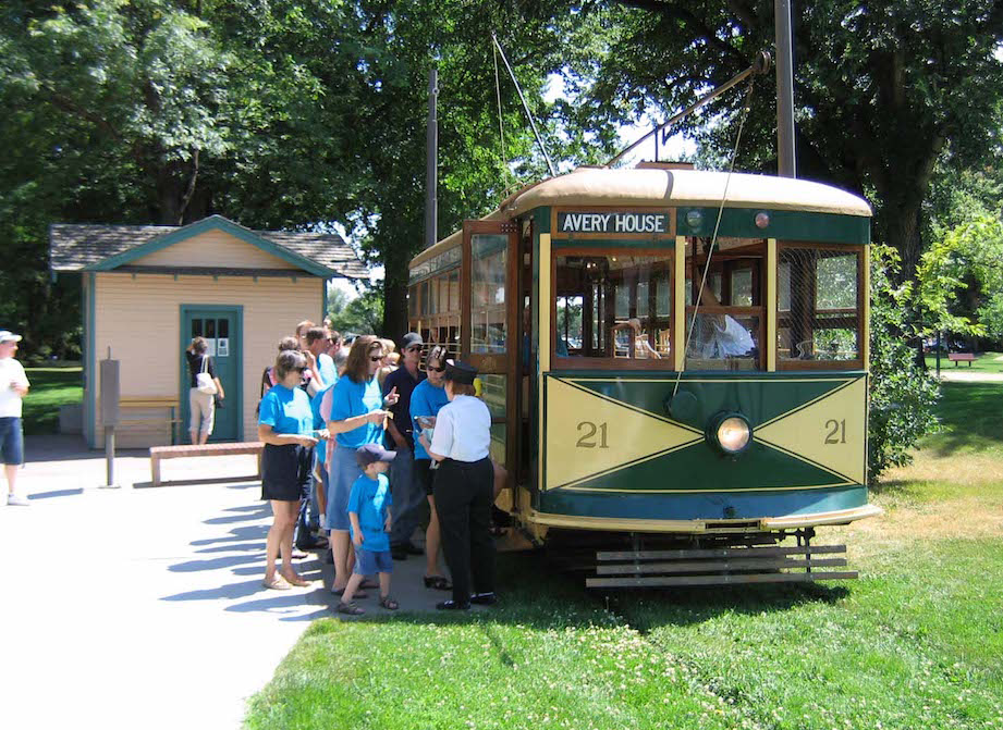 Fort Collins Trolley
