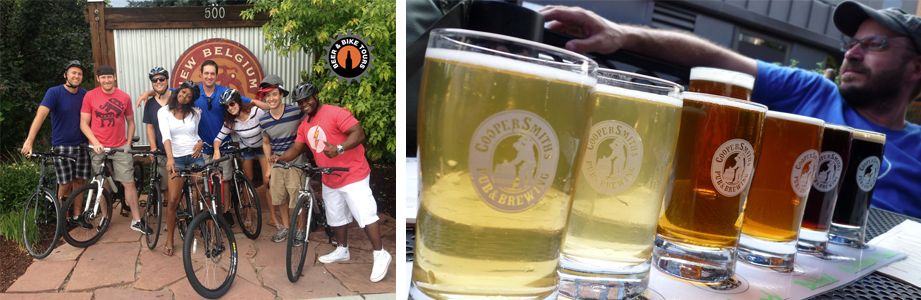 Fort Collins Beer and Bike Tours