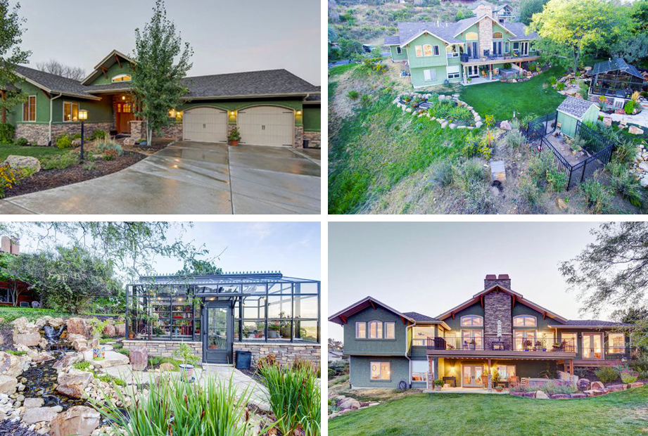 Northern Colorado Homes With a Backyard Oasis