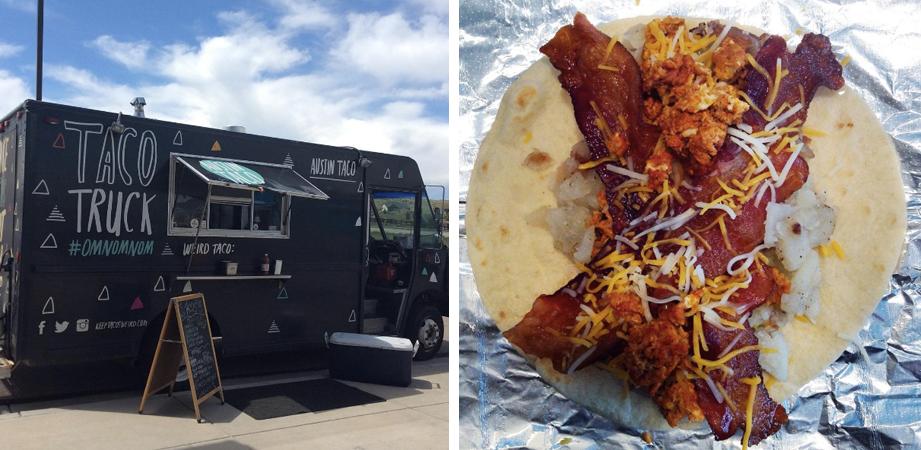 Austin Taco Food Truck