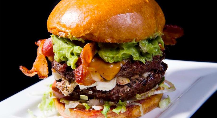 Stuft Burger
